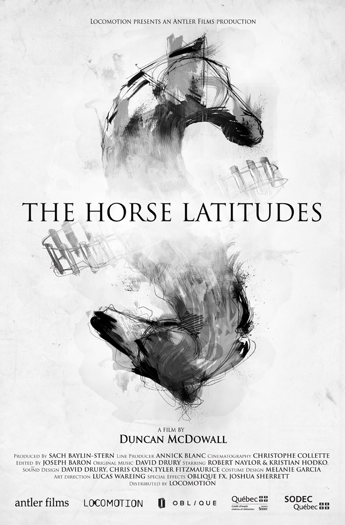 Movie Poster – The Horse Latitudes